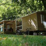 Lac de Savenay Campsite: Page Location Lodge Vignette Intérieure