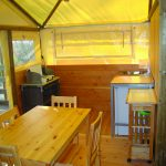 Lac de Savenay Campsite: Paillotte2012 3