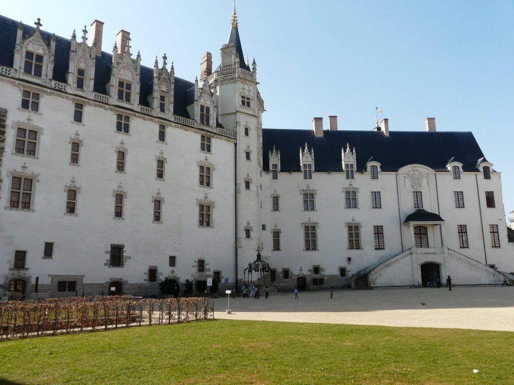 Camping Lac De Savenay : Chateau Nantes 02