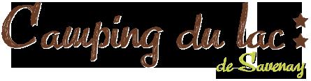 Camping Lac De Savenay : Logo