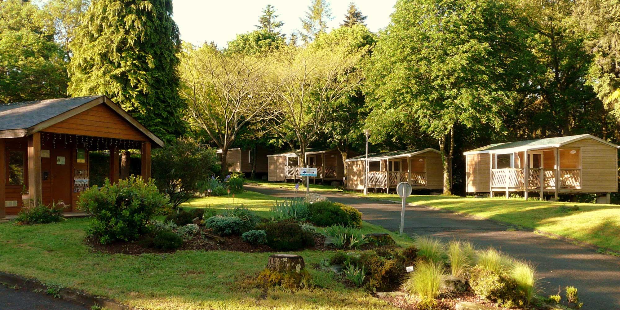 Camping Lac De Savenay : Page Accueil P 1
