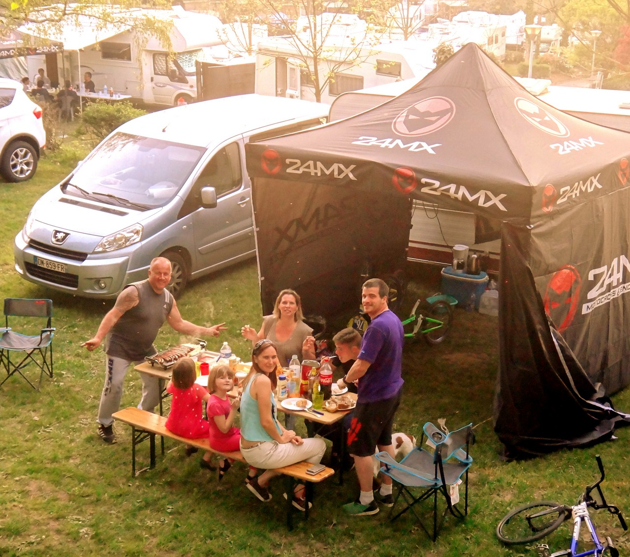 Camping Lac De Savenay : Ambiance 10
