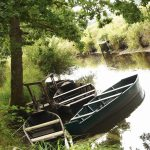 Lac de Savenay Campsite: Cm 2010 178