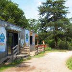 Camping Lac De Savenay : Entrée Au Parc
