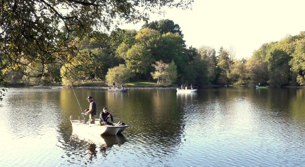 Camping Lac De Savenay : Pêche 01