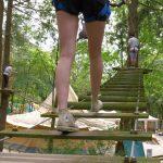 Camping Lac De Savenay : Tépacap! Accrobranche 4