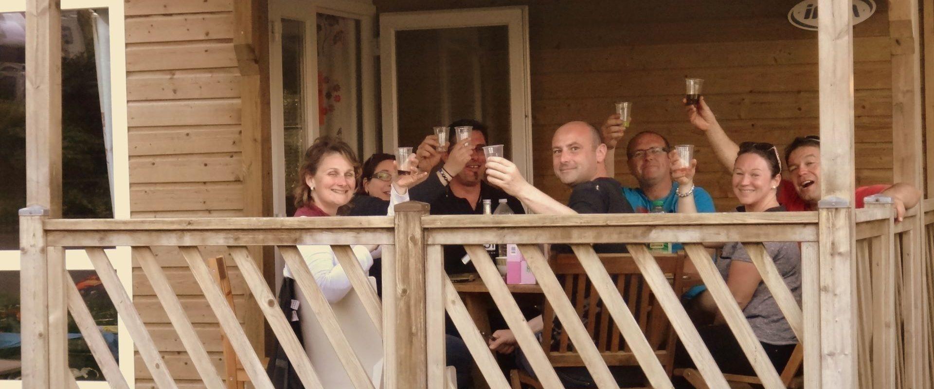 Camping Lac De Savenay : Bandeau Pro Et Groupe 02