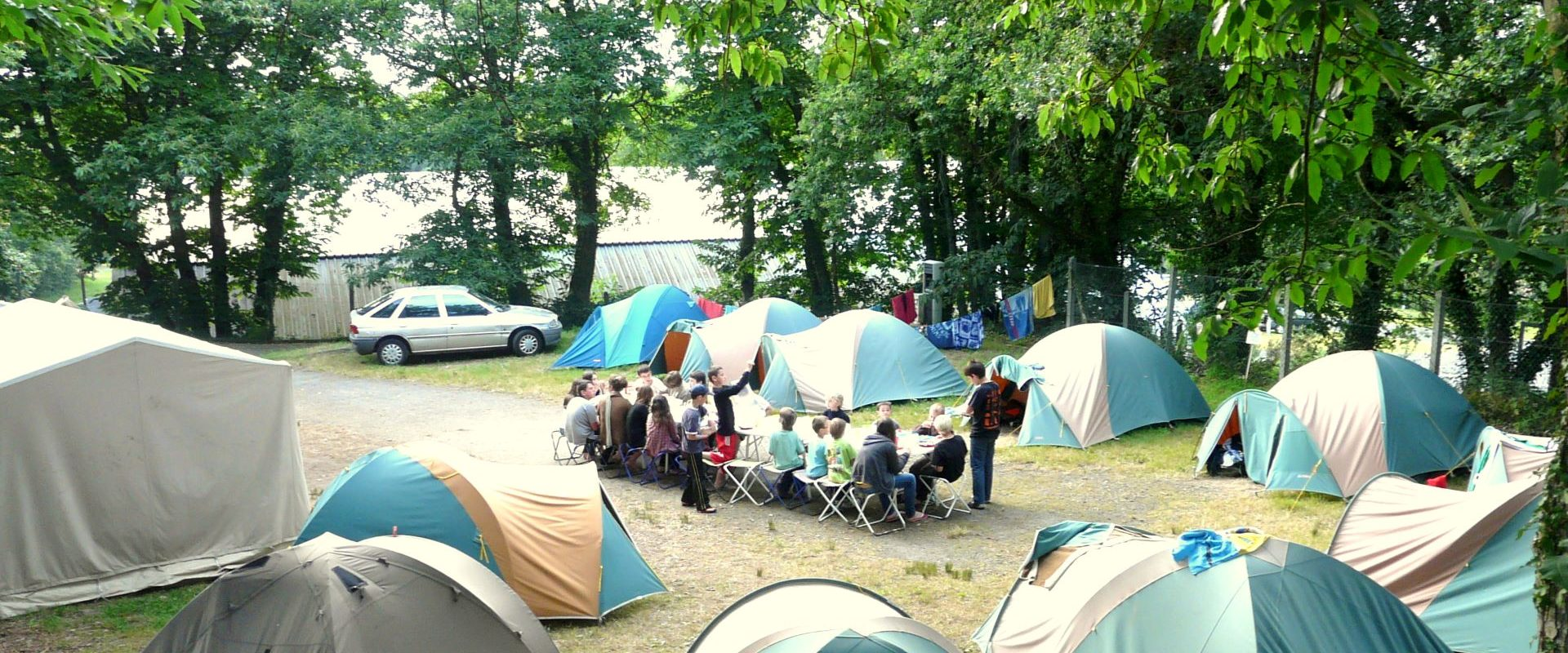 Camping Lac De Savenay : Bandeau Pro Et Groupe 08