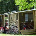 Camping Lac De Savenay : Page Location Lodge Bandeau Intérieur